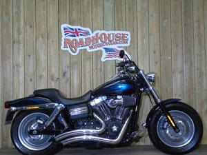 2009 Harley-Davidson FXDF Dyna Fat Bob, Stage 1, Vance & Hines