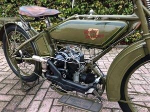 RARE HARLEY-DAVIDSON MODEL W 1919