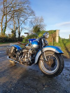 Picture of 1945 Harley Davidson WLA for sale SOLD