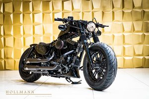 Harley-DavidsonForty Eight modified by Dark Parts Motorcycle