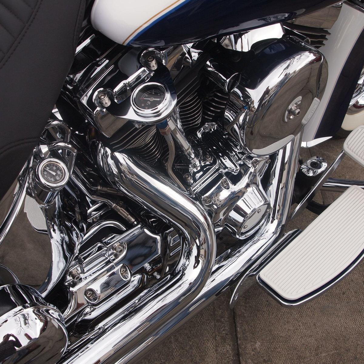 2008 Harley Davidson FLSTN Deluxe, RESERVED FOR FLEMMING. SOLD (picture 2 of 6)