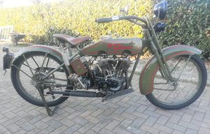 Picture of 1924 Harley Davidson JE 1200cc SOLD