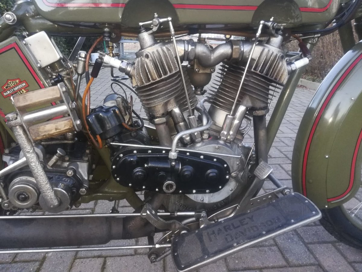 1924 Harley Davidson JE 1200cc SOLD (picture 3 of 6)