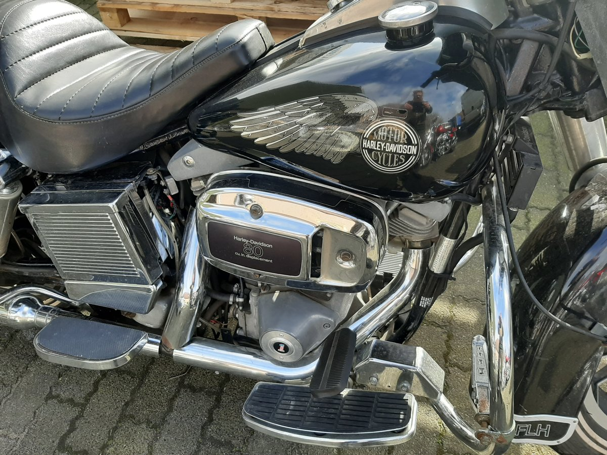 Harley davidson FLH electra glide 1981 For Sale (picture 3 of 6)