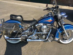 Picture of 1991 Harley-Davidson Heritage Softail