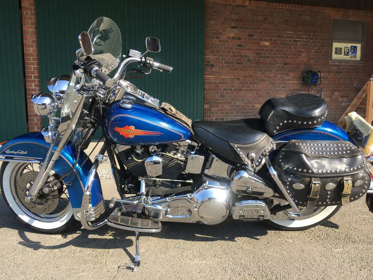 1991 Harley-Davidson Heritage Softail For Sale (picture 2 of 6)