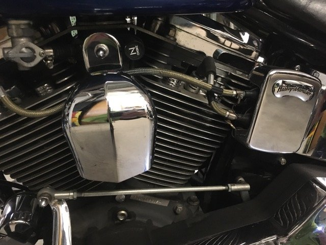 1991 Harley-Davidson Heritage Softail For Sale (picture 5 of 6)