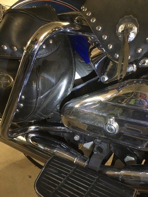 1991 Harley-Davidson Heritage Softail For Sale (picture 6 of 6)