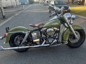 Harley davidson FLH electra glide 1977 SOLD