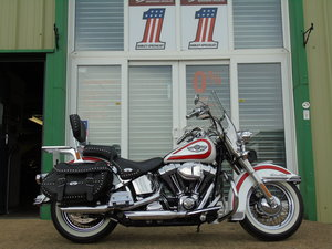 Harley-Davidson FLSTC Heritage Softail Stacked With Extras