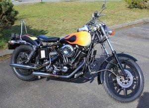 1981 Harley Davidson FXS Lowrider