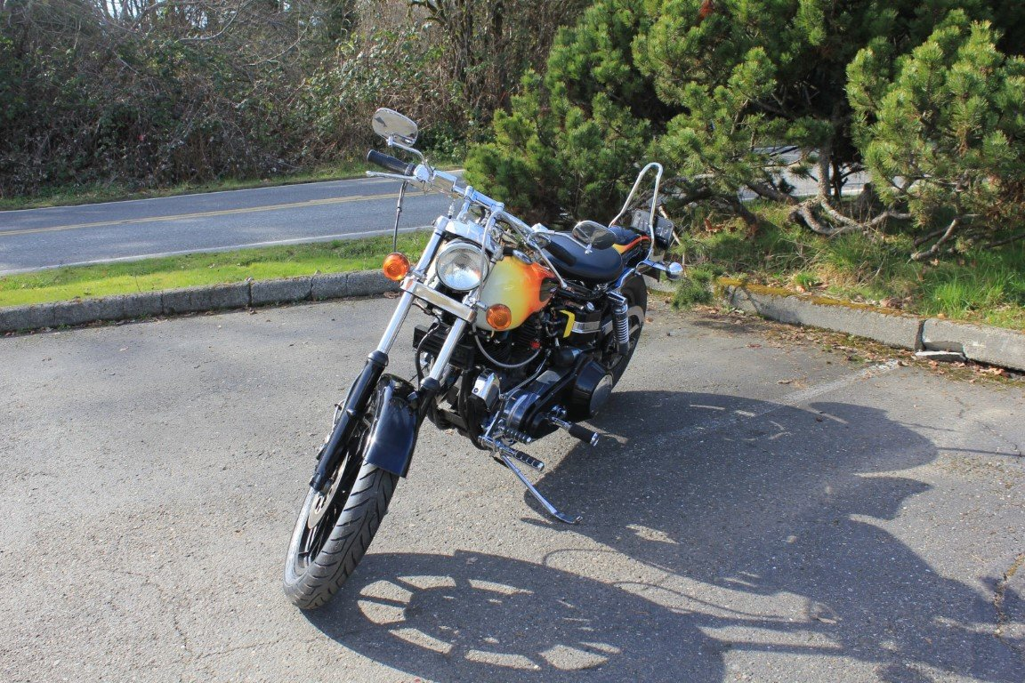 1981 Harley Davidson FXS Lowrider  SOLD by Auction (picture 2 of 4)