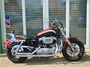Harley Davidson XL1200 CA Ltd Dripping In Extras