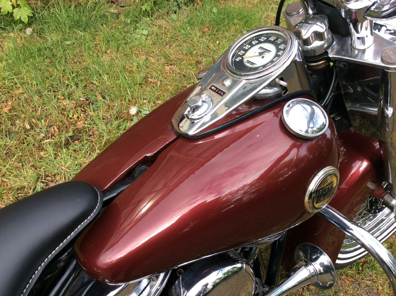harley davidson duo glide 1958 SOLD (picture 2 of 6)