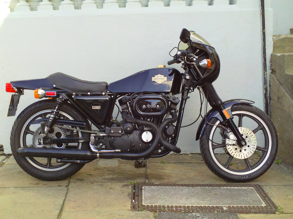 1977 HARLEY DAVIDSON XLCR 1000 For Sale (picture 1 of 6)