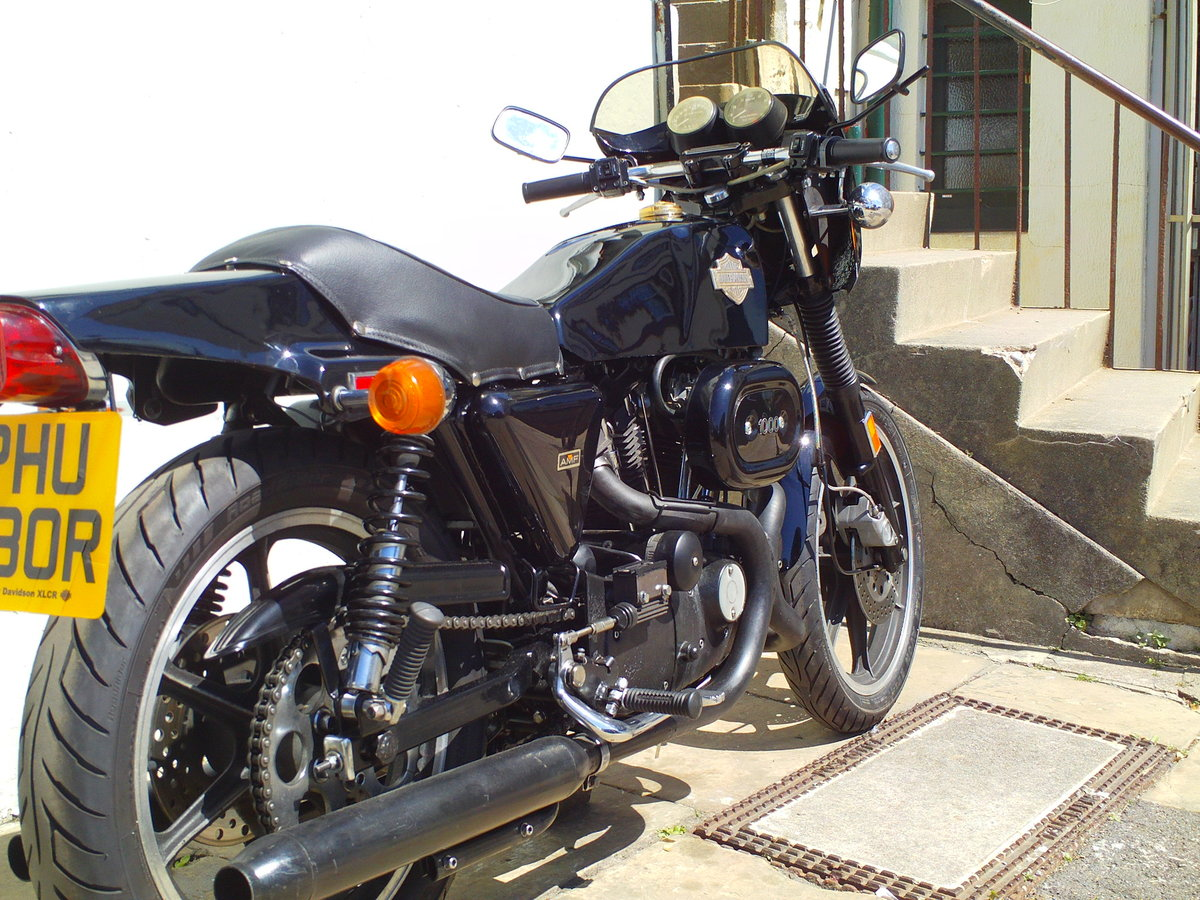 1977 HARLEY DAVIDSON XLCR 1000 For Sale (picture 2 of 6)