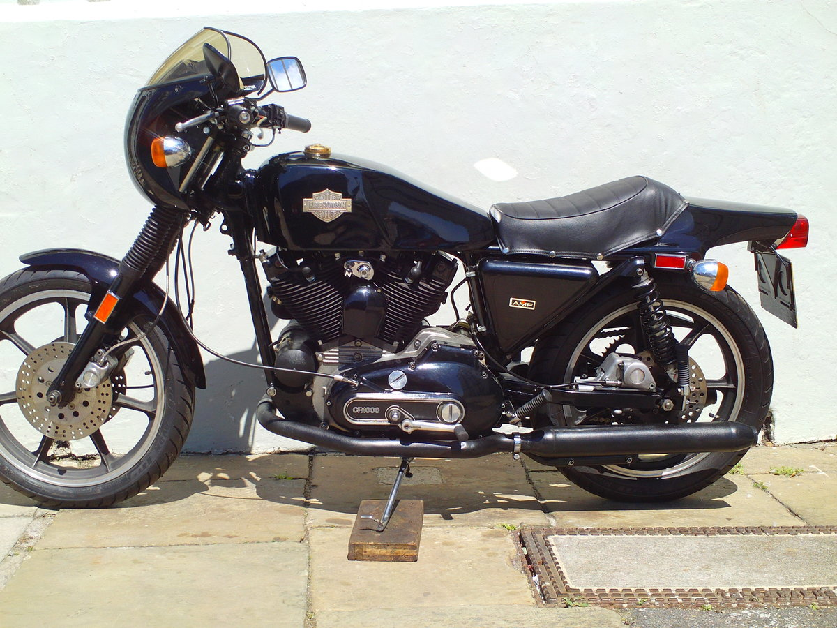 1977 HARLEY DAVIDSON XLCR 1000 For Sale (picture 3 of 6)