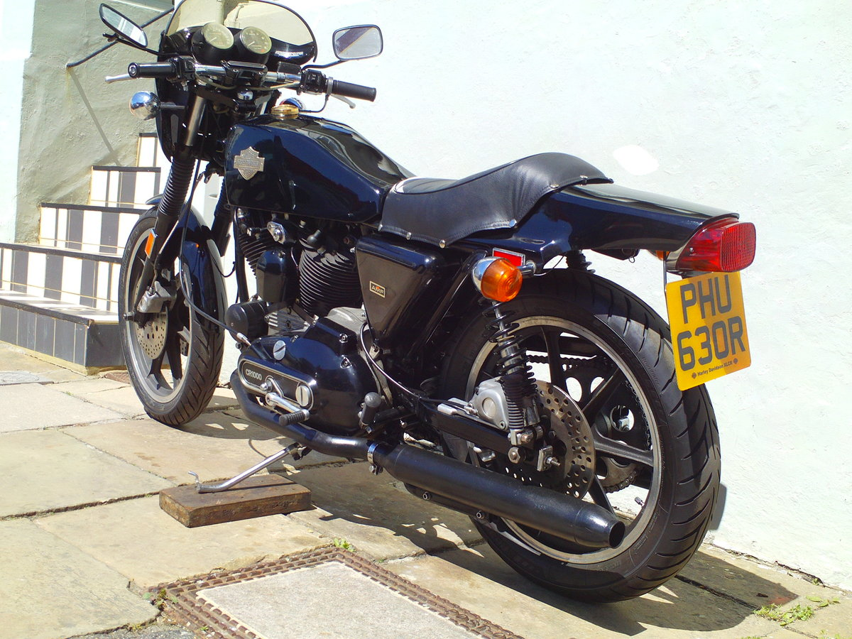 1977 HARLEY DAVIDSON XLCR 1000 For Sale (picture 4 of 6)