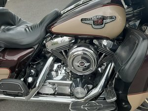 1998 HARLEY DAVIDSON ELECTRA GLIDE ULTRA 95 TH  For Sale