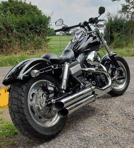 Harley Davidson fat bob NOW SOLD