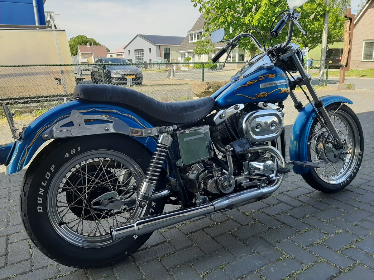 1972 Harley Davidson FX 1200  For Sale (picture 1 of 6)