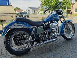 Harley Davidson FX 1200