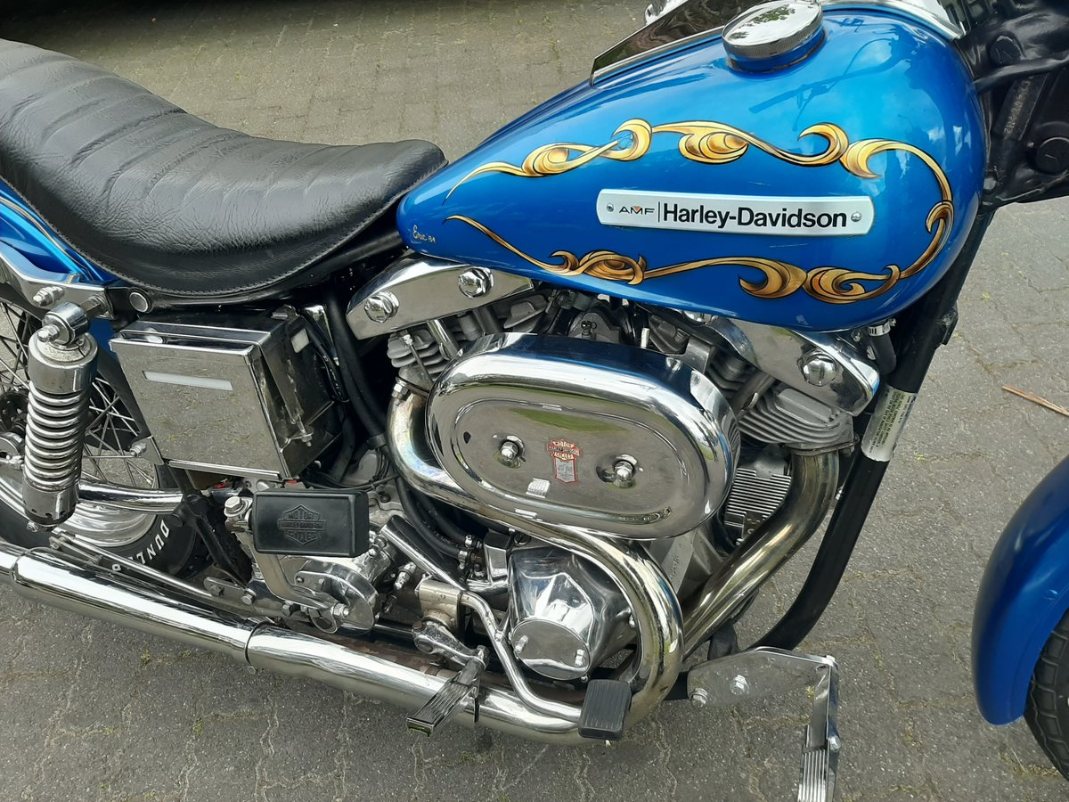 1972 Harley Davidson FX 1200  For Sale (picture 2 of 6)