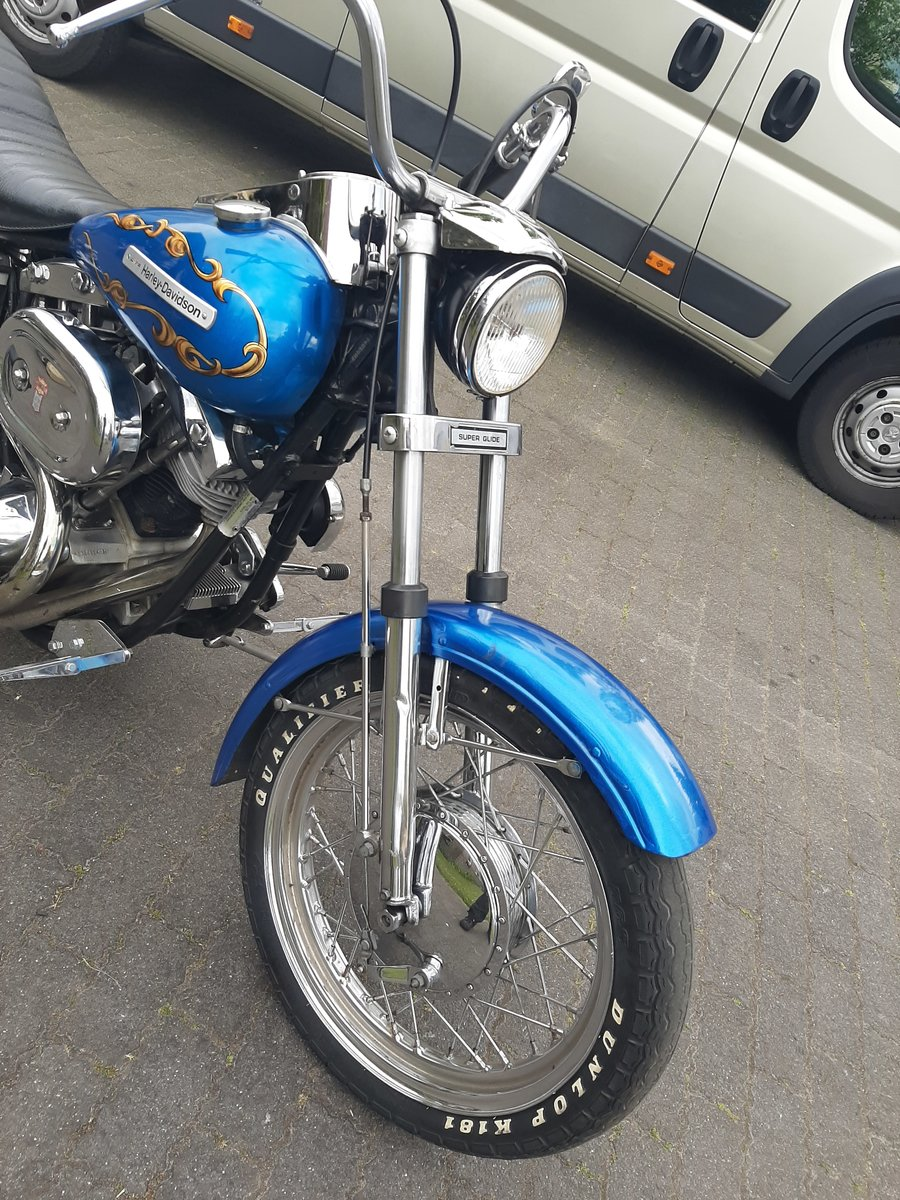1972 Harley Davidson FX 1200  For Sale (picture 3 of 6)