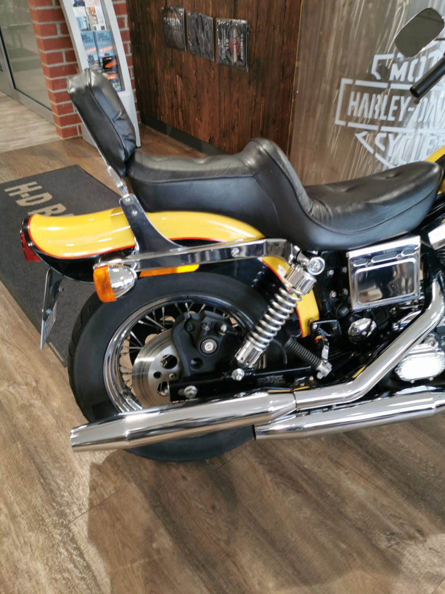 1995 Harley-Davidson Dyna Wide Glide For Sale (picture 1 of 2)