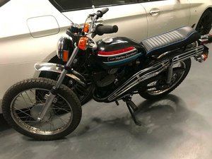 HARLEY DAVIDSON AMF 125 - VERY VERY RARE BIKE INDEED