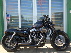 Harley-Davidson XL1200 X Sportster 48 Stacked With Extras