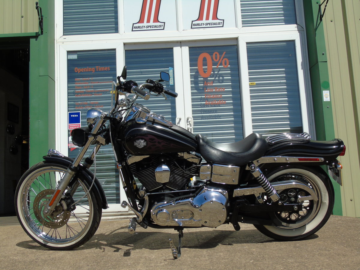 2004 Harley-Davidson FXDWG Dyna Wide Glide Nice Spec For Sale (picture 2 of 6)