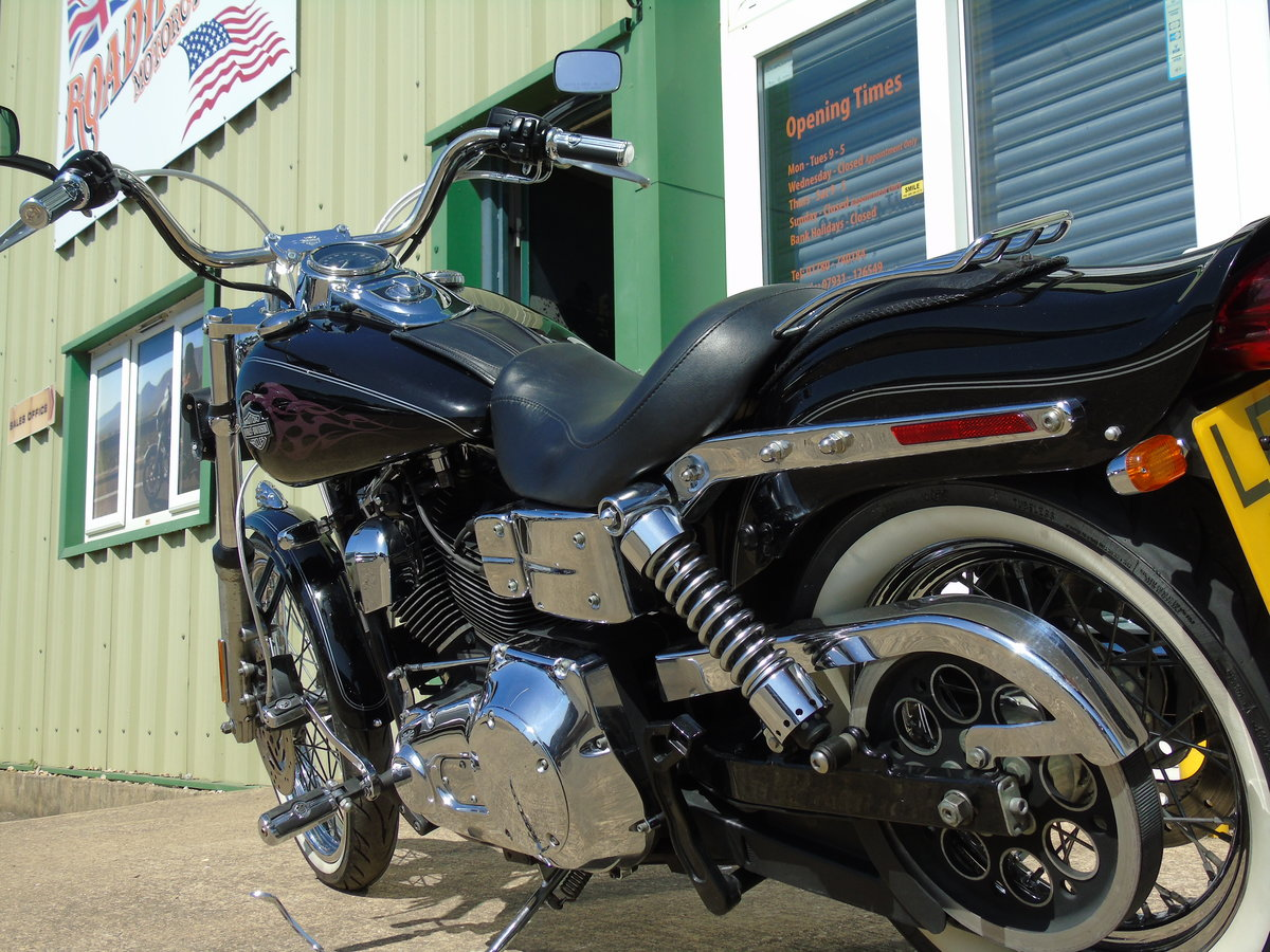 2004 Harley-Davidson FXDWG Dyna Wide Glide Nice Spec For Sale (picture 3 of 6)