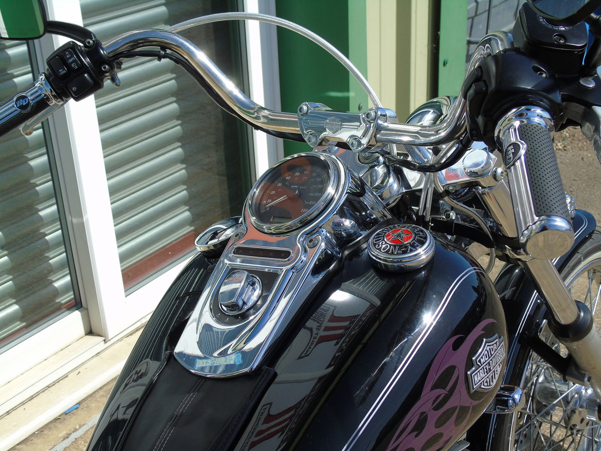 2004 Harley-Davidson FXDWG Dyna Wide Glide Nice Spec For Sale (picture 5 of 6)