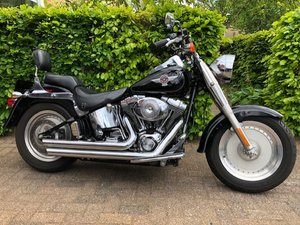 HARLEY-DAVIDSON FATBOY 2006 EXCHANGE POSSIBLE CLASSIC For Sale
