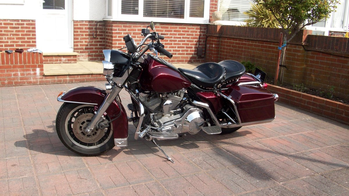 1985 Harley Davidson Tour Glide SOLD (picture 1 of 4)