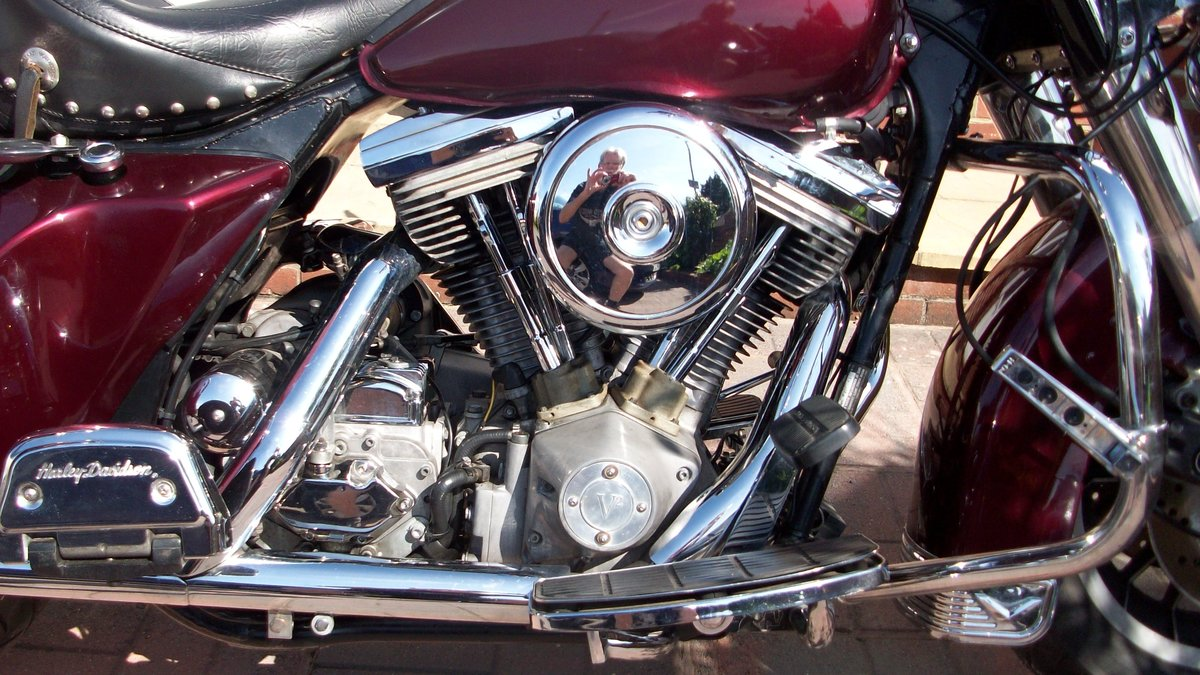 1985 Harley Davidson Tour Glide SOLD (picture 4 of 4)