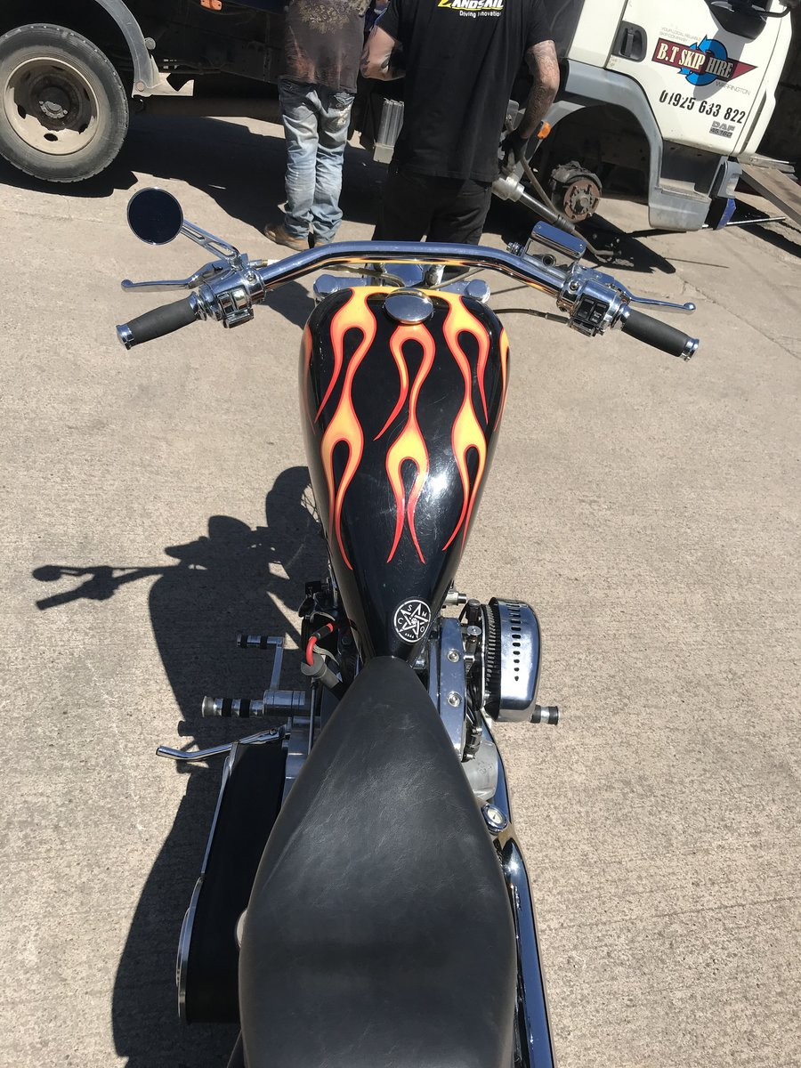 2007 Harley-Davidson Chopper For Sale (picture 5 of 6)