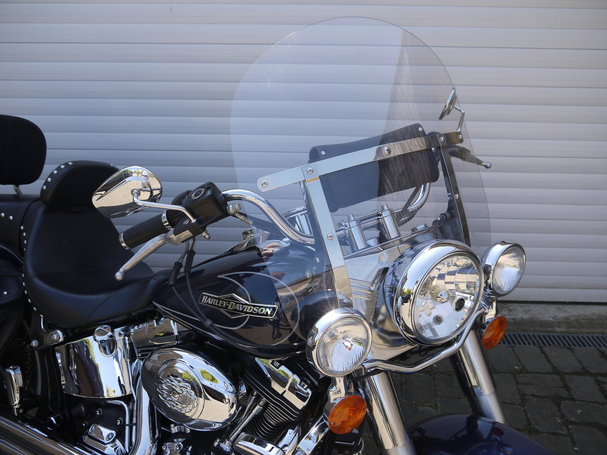 2009 HARLEY DAVIDSON HERITAGE SOFTAIL CLASSIC - JUST 6K MILES !! SOLD (picture 5 of 6)