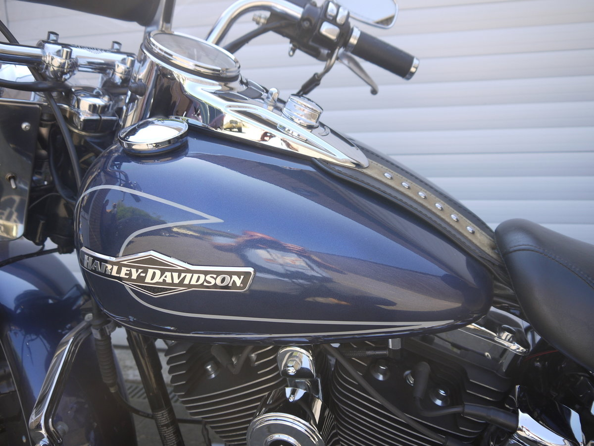 2009 HARLEY DAVIDSON HERITAGE SOFTAIL CLASSIC - JUST 6K MILES !! SOLD (picture 6 of 6)