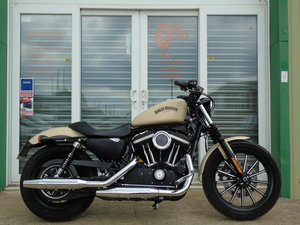 2015 Harley-Davidson XL 883 N Sportster Iron, Only 847 Miles