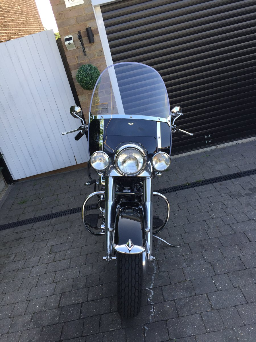 1962 Harley davidson flh duoglide For Sale (picture 4 of 5)