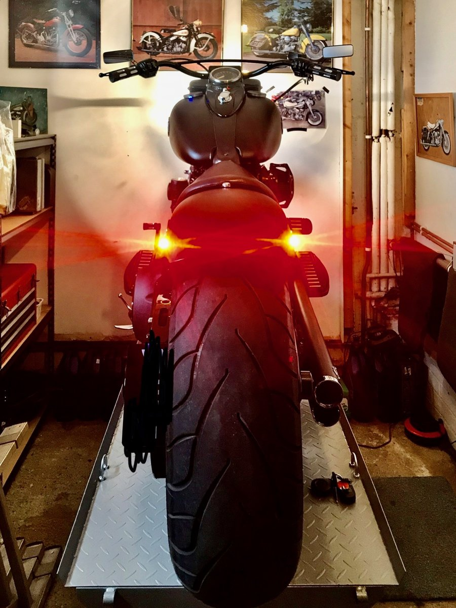 2013 Harley davidson fls softail slim ((custom)) For Sale (picture 2 of 5)