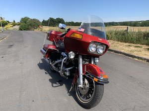 1981 HD Tour Glide in incredible condition