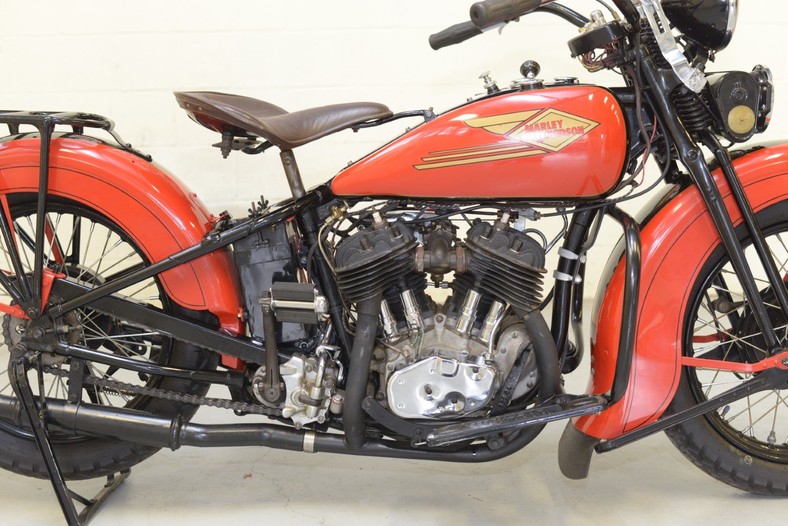 1934 HARLEY-DAVIDSON R45 750cc TWIN For Sale by Auction (picture 6 of 6)