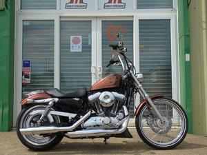 Harley-Davidson XL 1200V Sportster Seventy Two 72