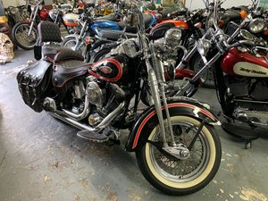 SUPER RARE HARLEY SPRINGER