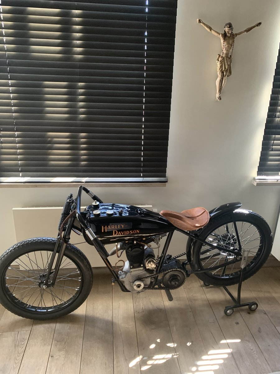 1928 Restored Harley  board tracker For Sale (picture 1 of 5)