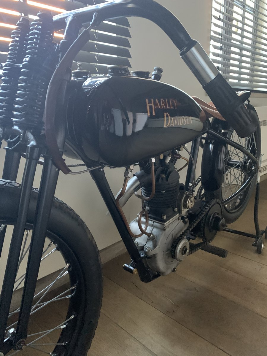 1928 Restored Harley  board tracker For Sale (picture 2 of 5)