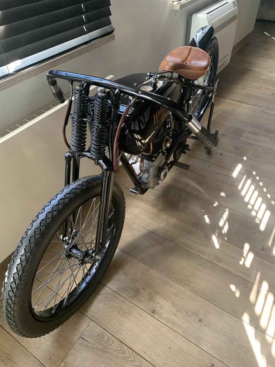 1928 Restored Harley  board tracker For Sale (picture 3 of 5)